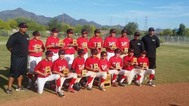 Dukes Baseball - (West Covina, CA) - powered by LeagueLineup com