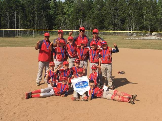 Bedford Minor Baseball - (Bedford, NS) - powered by