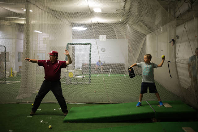 Greg Brown Pitching Lesson