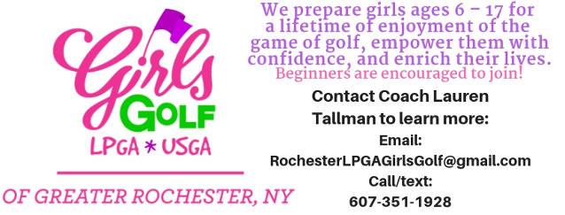 LPGA Girls Golf of Greater Rochester Inbox x