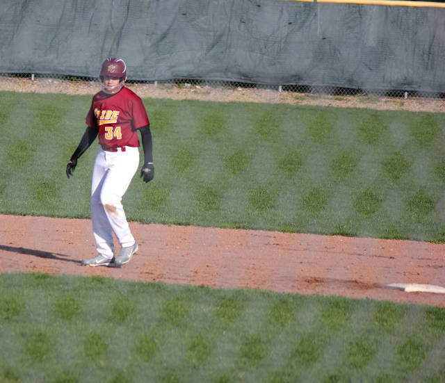 Cole Gillespie on second