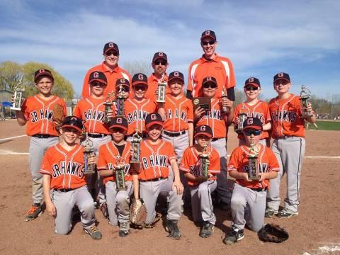 2013 Ozaukee Champions - U9
