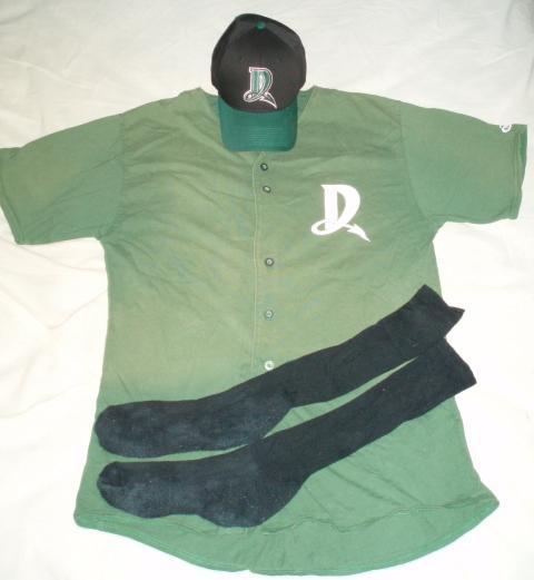 2006 Demons Uniform: Front