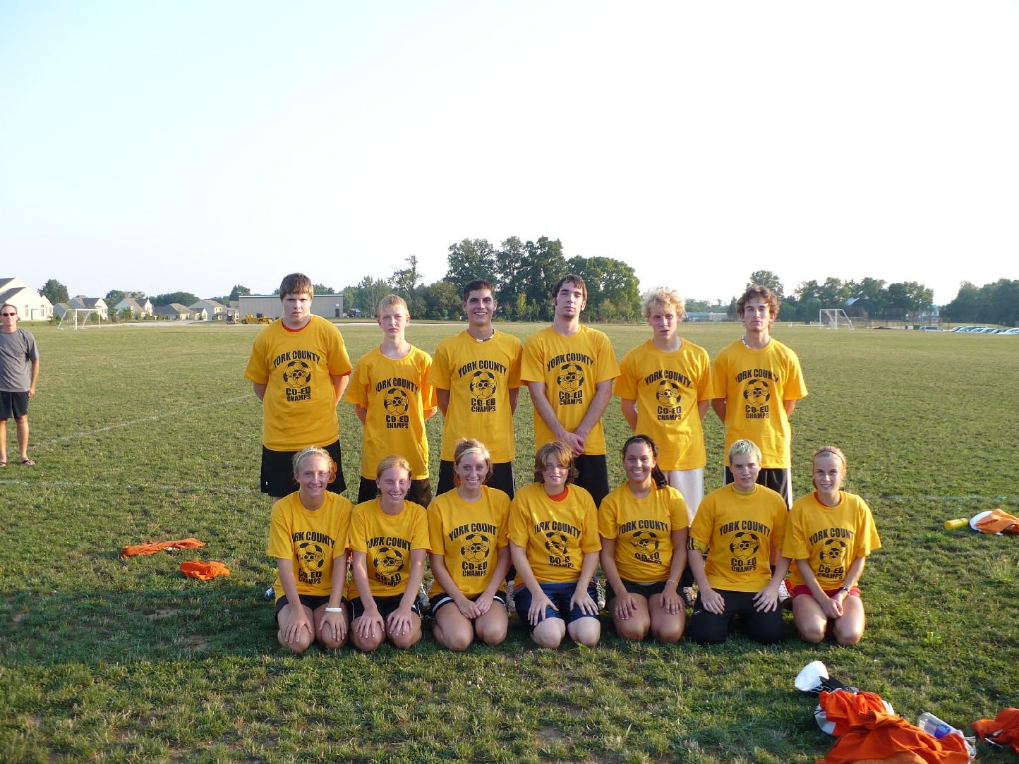 Bobcats - 2007 HS Champions