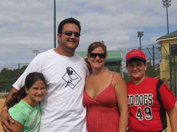 Robert Gonzalez Family