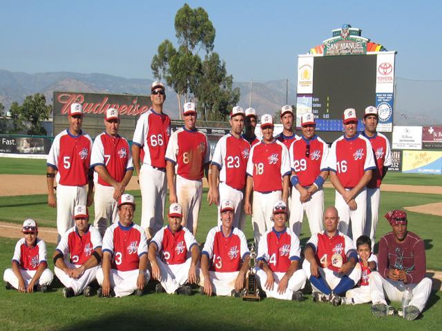 <center><b>2010 Sunday Metal Bat National 35+ Season & Playoff Champions!</center><BR> <center><font size=4 color=red>HAVANA REDS</font></b></center><BR> <center><font size=1 color=black>Top row: Gio Dumani, Javier Garciga, Mark Behn, Mike LeCocq, John Yanes, Roldan Acosta, Rex De La Nuez, Greg Bertrand, Pablo Pablos, Danny Parra, David Quintana<BR> Bottom row: Bat Boy Pablos, Mike Vitar, John Wakamatsu, David Giraldo, Augie Alonso, Johnny Lopez, Mike Machado, Bat Boy Pablos, Luis Alvarez</font></center>