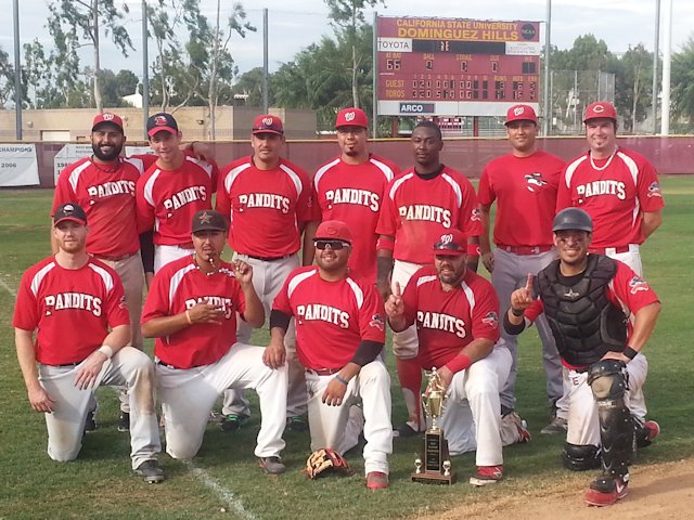 <center><b>2015 Saturday Wood Bat National Playoff Champions!</center><BR>