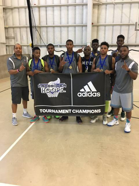 Big Time / Crossover Hoops Championship