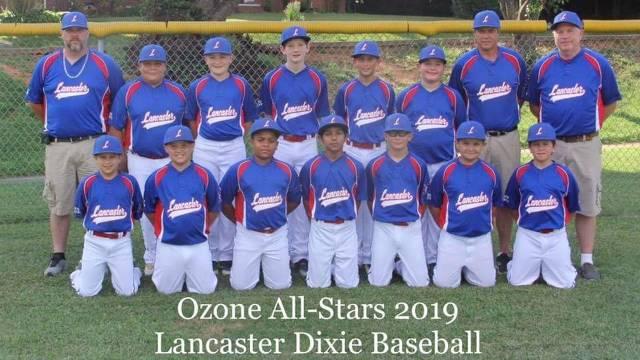Lancaster Dixie Baseball, Inc - (Lancaster, SC) - powered by