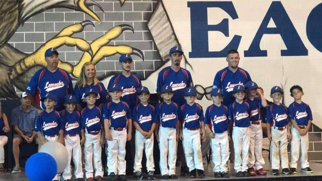 Lancaster Dixie Baseball, Inc - (Lancaster, SC) - powered by