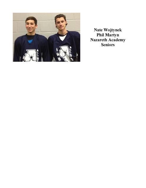 2013 Varsity Boy's All-Stars