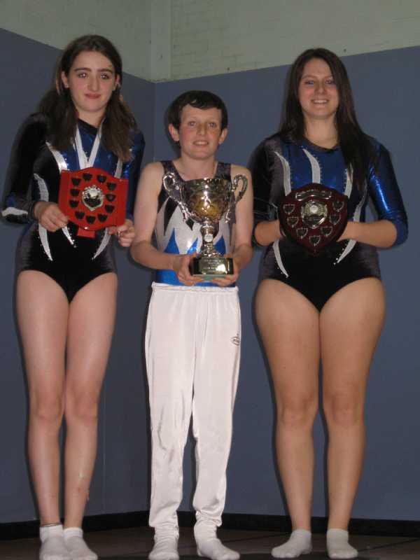 <B><U>CETC CHAMPIONS 2011</B></U> -  LEONA SCOTT (FORM) CALLUM CONNARTY (DMT)KIRSTEEN BOWIE (TARIFF)