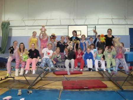 Fun for all at CETC PYJAMA WEEK - April 2010!