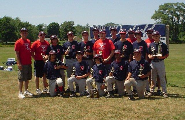 Front Row:  Jacob Davidson, Ethan Nelson, Brandon Johnston, Steven Vasquez and Adam Carpenter.