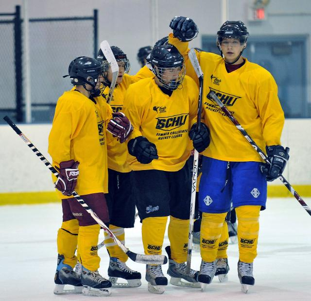 the best summer hockey league in chicago for players ages 17 and