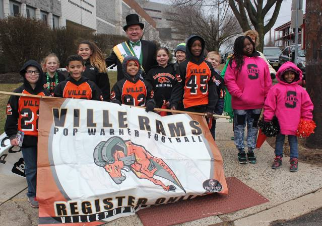 Somerville Rams Welcome Image