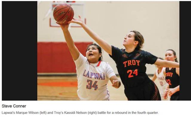 foto de Sweetwater Athletics - (Lapwai, ID) - powered by LeagueLineup.com