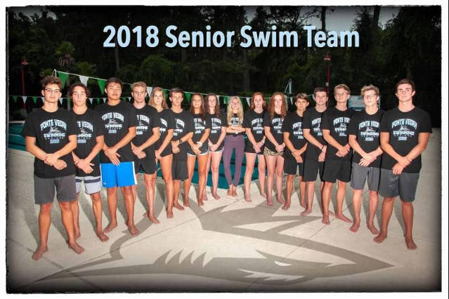 Ponte Vedra High School Sharks Swim Dive Team Ponte Vedra Beach