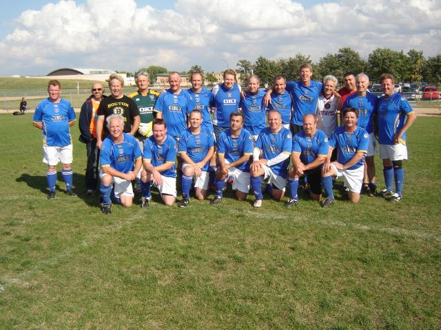 Pompey  2011 Consolation side Playoff Champs