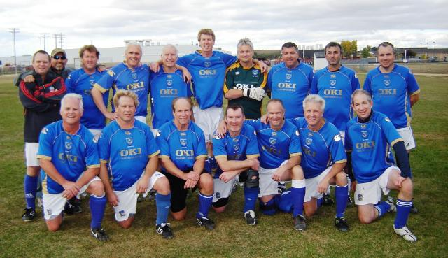 Pompey  Consolation Side Playoff Finalists - 2012