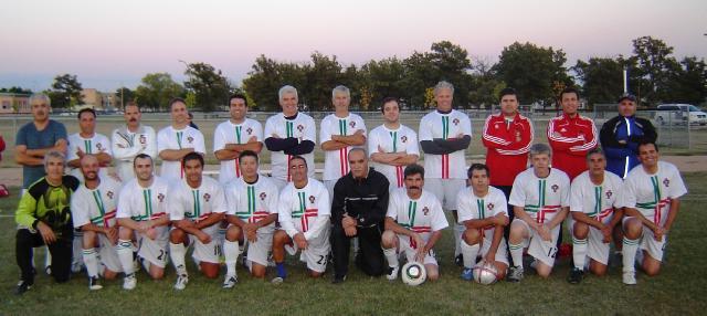Portuguese League & Playoff Champs - 2012