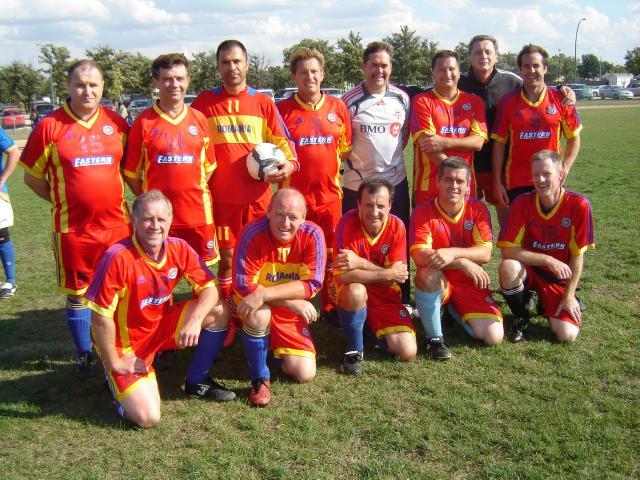 Romania 2011 Consolation Side Playoff Finalists
