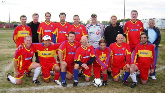 Romania  Consolation Playoff Champs - 2012
