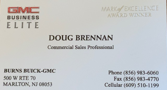 Doug Brennan Burns Buick-GMC