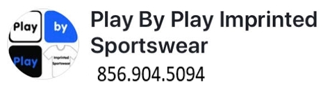 Play By Play Imprinted Sportwear