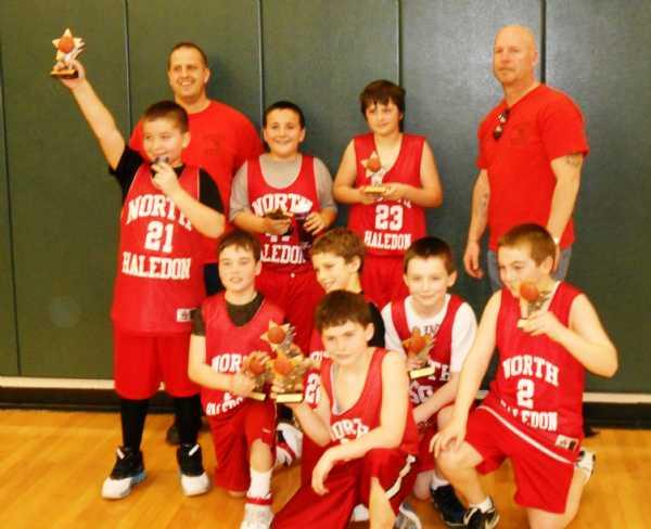 2012 34 Boys Champions
