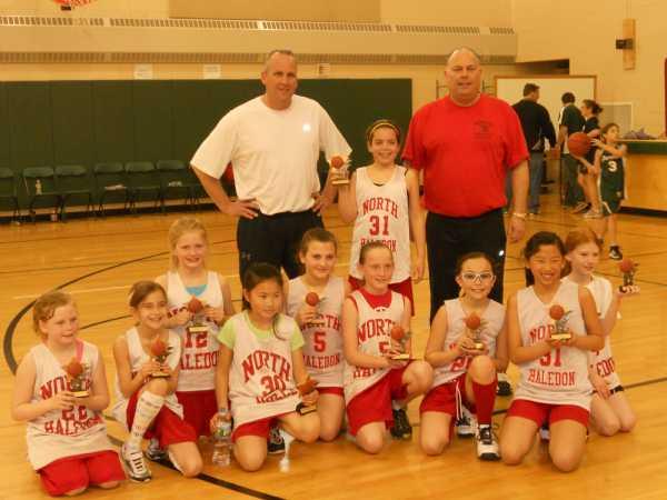 2012 34 Girls Champions
