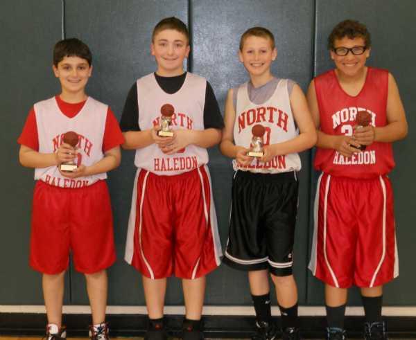 2012 56 Boys Skills Winners