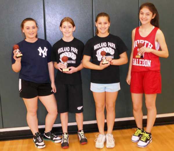 2012 78 Girls Skills Winners
