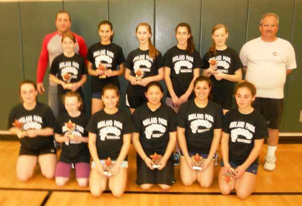 2012 78 Girls Champions
