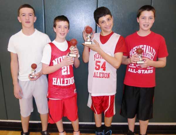 2012 78 Boys Skills Winners