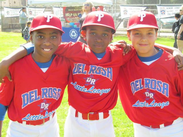 Three Little Phillies
