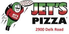 Jet's Pizza - Delk Road