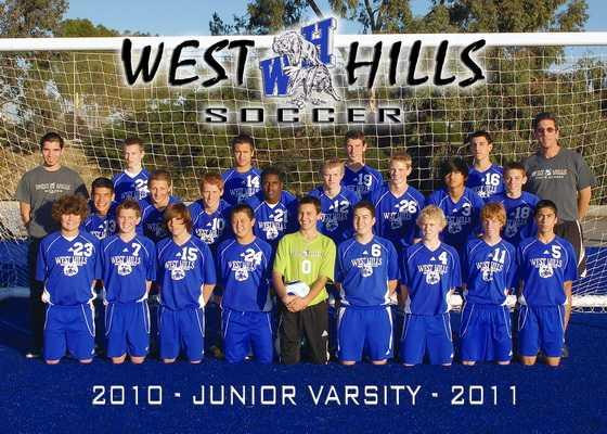 2010-2011 Junior Varsity