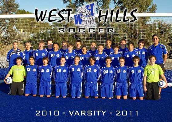 2010-2011 Varsity