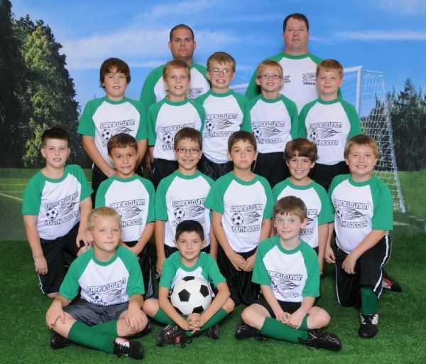 Green Charge U11 Boys