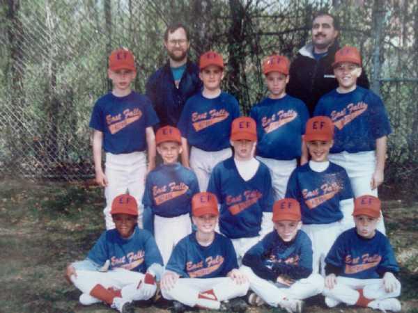 1992 Junior League Champions Astros
