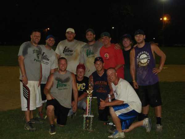 "2011 EFSA Softball Tournament Champions ""Slices"""