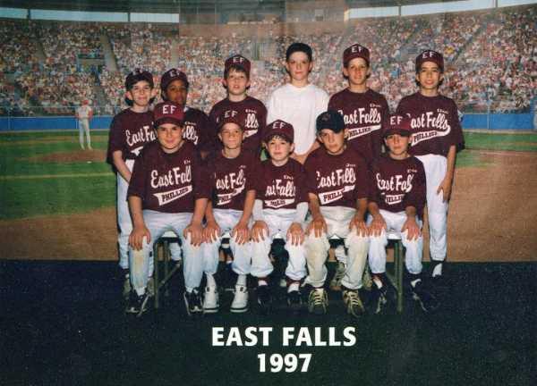 1997 Junior League Phillies