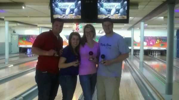 Winter Bowling 2012 Champs