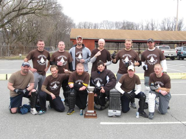 2012/13 CSHL Champions- Muffin Stuffers Missing from Photo- Ryan Kline
