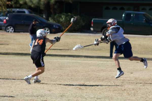 Look at the vertical leap on Matt Prausa '09