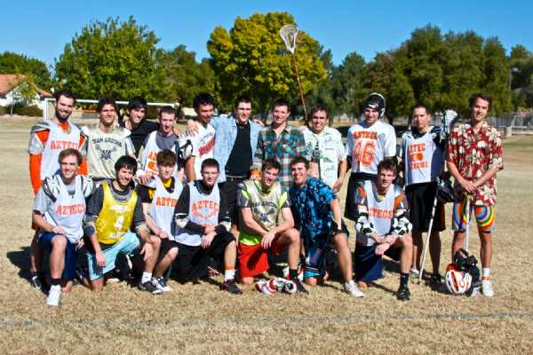 Alumni Team '10 - Thanks for coming out