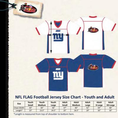 nfl football jerseys youth sizes