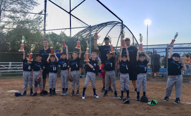 Oak Forest Baseball Association - (Oak Forest, IL) - powered