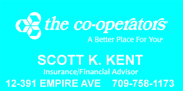 The Co-operators-Scott K. Kent